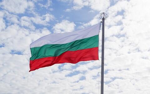 Флаг Болгарии. Иллюстративная фотография.