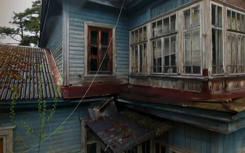 Дом в Нарва-Йыэсуу.