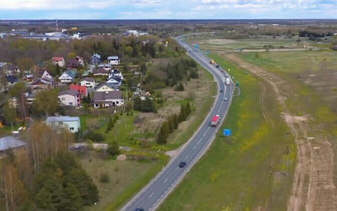 Таллиннская окружная дорога.