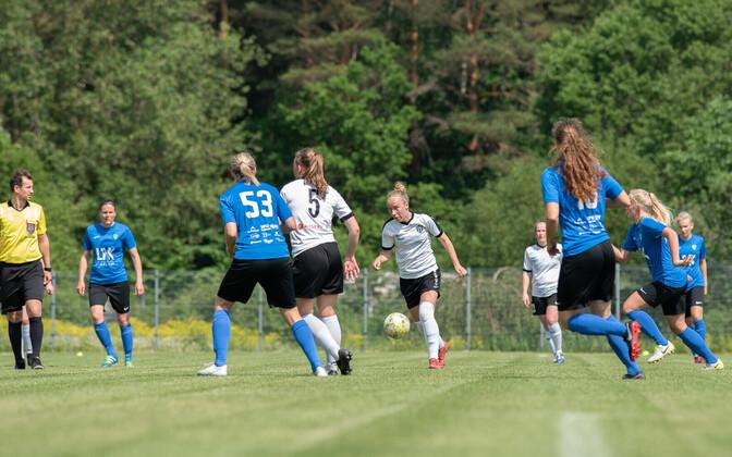 Saku Sporting ja Tallinna Kalev