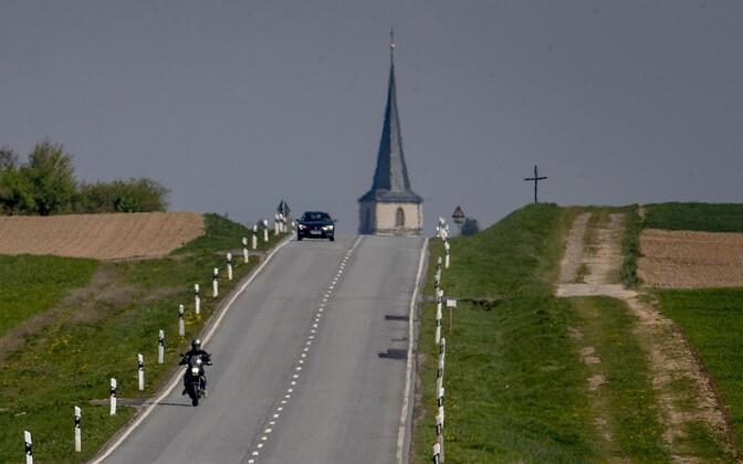 Kirik Saksamaal.