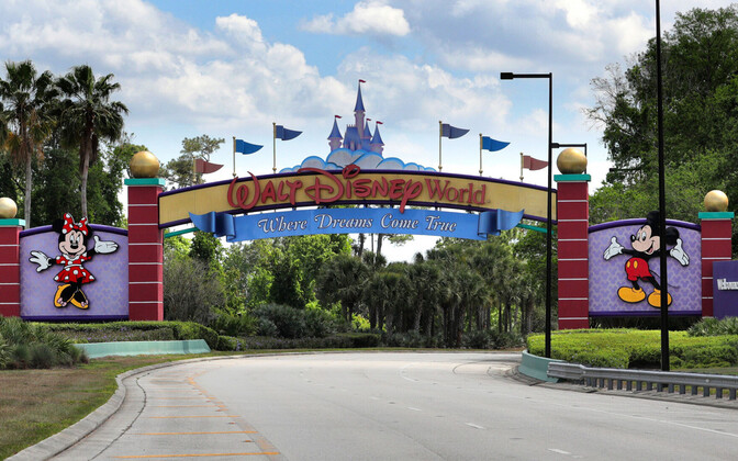 Disney teemapark