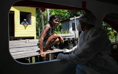 Бразилия вышла на второе место в мире по количеству заболевших коронавирусом.