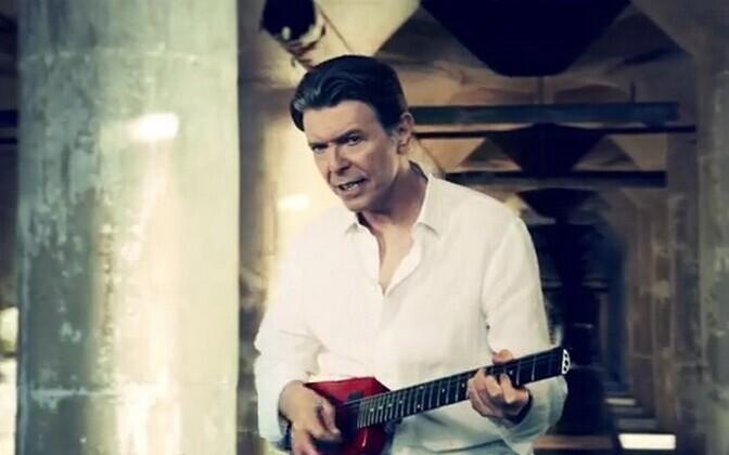 Kaader David Bowie loo