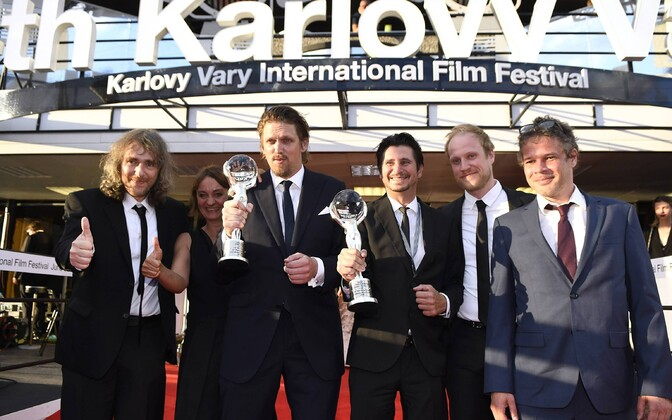 Karlovy Vary filmifestival