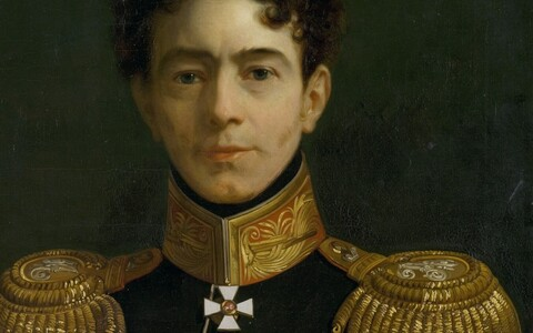 Christoph Heinrich von Lieven.