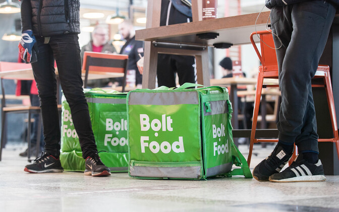 Bolt Food.