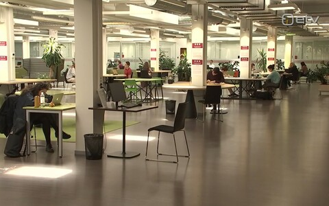 Tartu ülikooli raamatukogus õppimise võimalus on praegu piiratud.