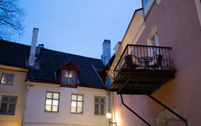 Apartments in Tallinn's Old Town. Photo is illustrative.