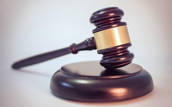 Court gavel. Photo is illustrative.