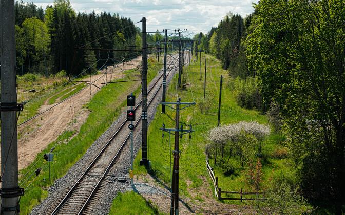 Haapsalu raudtee