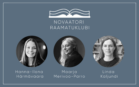 Novaatori raamatuklubi esimeses osa fookuses on soome kirjandus