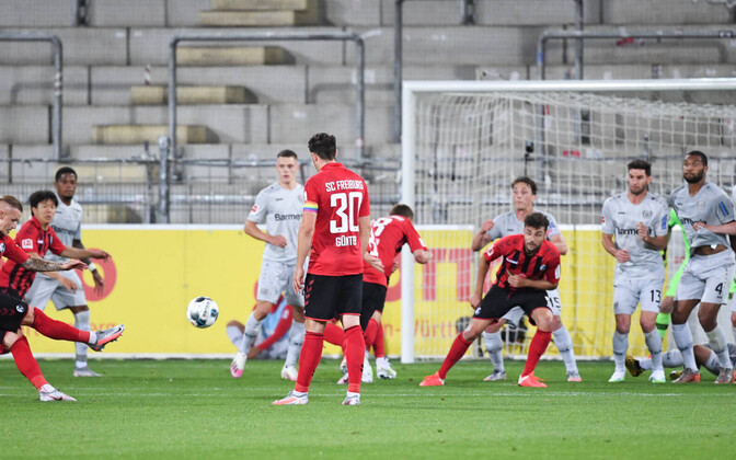 Freiburg - Leverkuseni Bayer