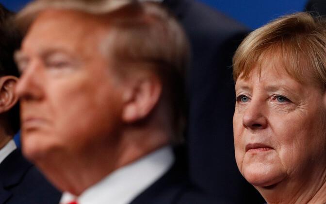 Angela Merkel ei sõida kohale G7 juhtide kohtumisele.