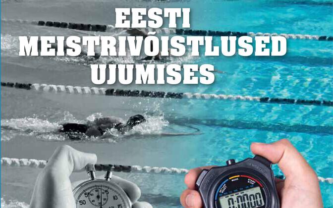 """Raamat """"Eesti meistrivõistlused ujumises 1919-2019"""""""