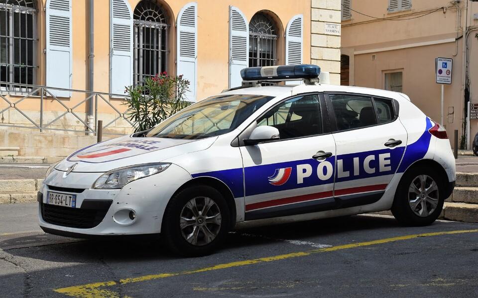 Полиция Франции. Иллюстративная фотография.