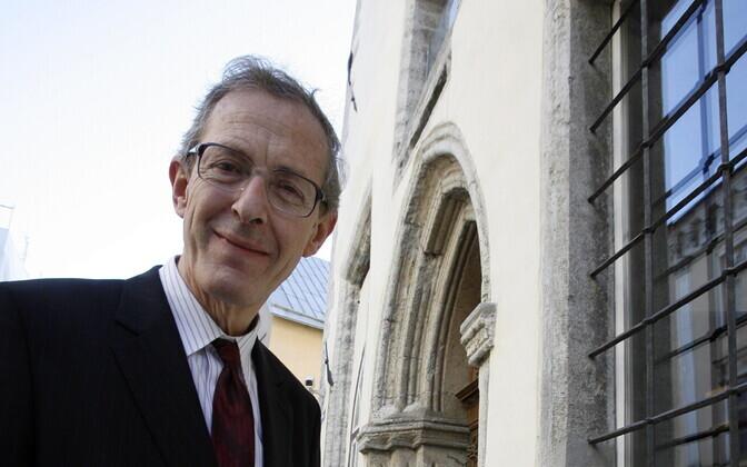 Briti kirjanik Neil Taylor.