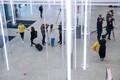 Финские туристы в порту.