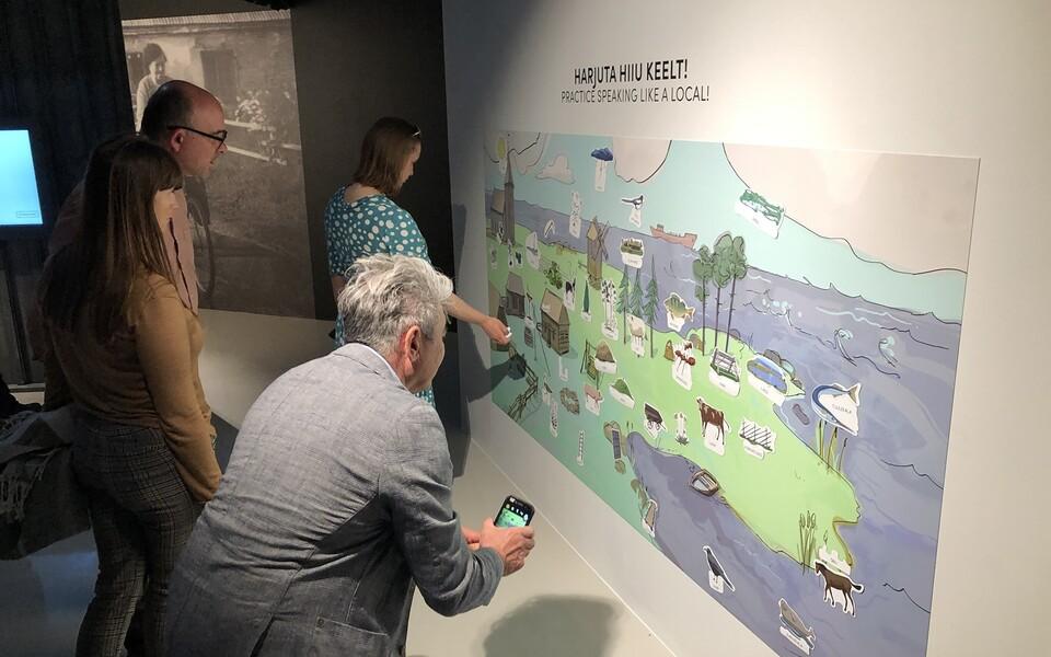 На Хийумаа теперь есть новый туристический магнит – центр впечатлений Tuuletorn.