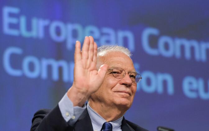 Euroopa Liidu välispoliitikajuht Josep Borrell.