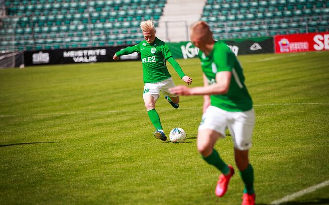 Mullu võitis tiitli Tallinna FC Flora