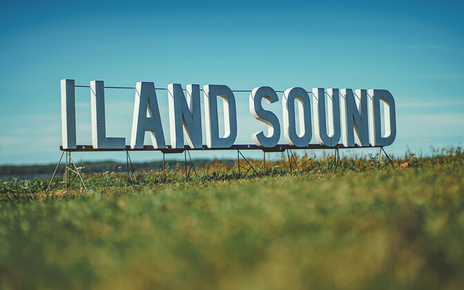 I Land Sound logo. Organizers say the festival on Saaremaa should go ahead next year.