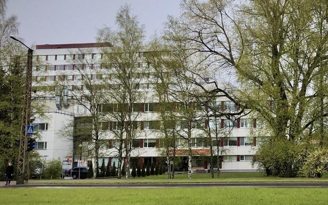 После распространения коронавируса среди работников в Ляэне-Таллиннской центральной больнице была проведена проверка.