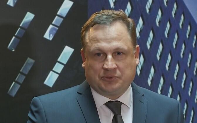 Uенпрокурор Литвы Эвалдас Пашилис.