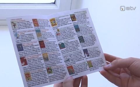 Läänemaa raamatukogud jagavad noortele suveks lugejapasse.