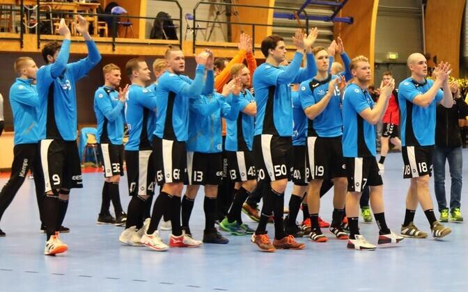 Eesti koondis teenis pääsme EM-valikturniiri teise faasi kahe jaanuarikuise võiduga Luksemburgi üle.