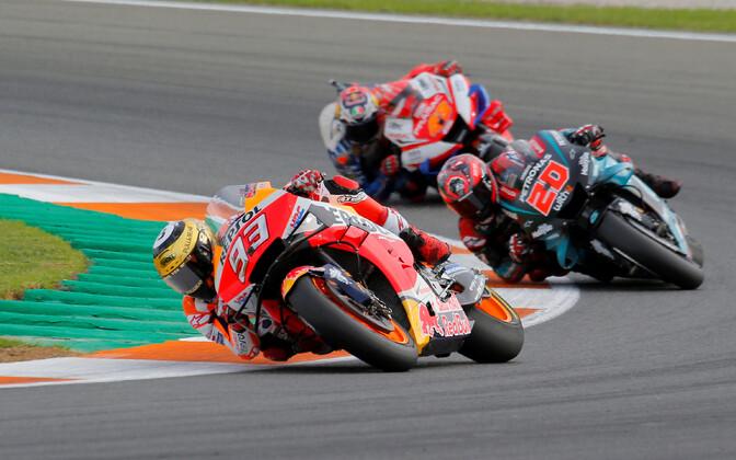 Marc Marquez motoGP MM-etapil