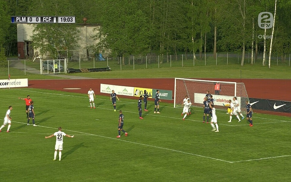 Paide Linnameeskond - Tallinna FC Flora