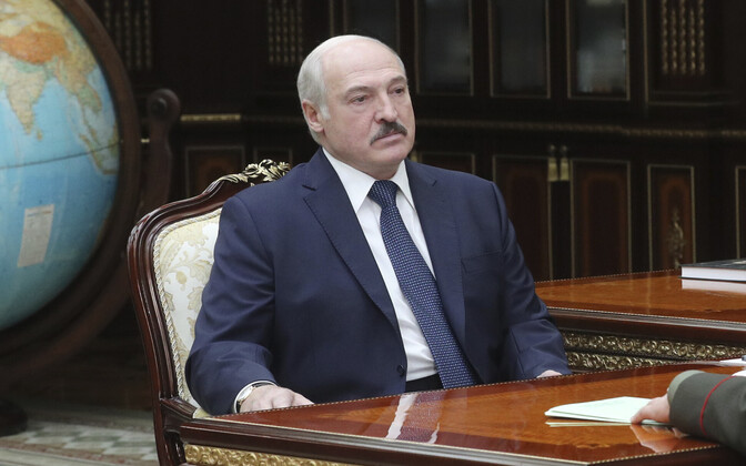 Aleksandr Lukašenko.