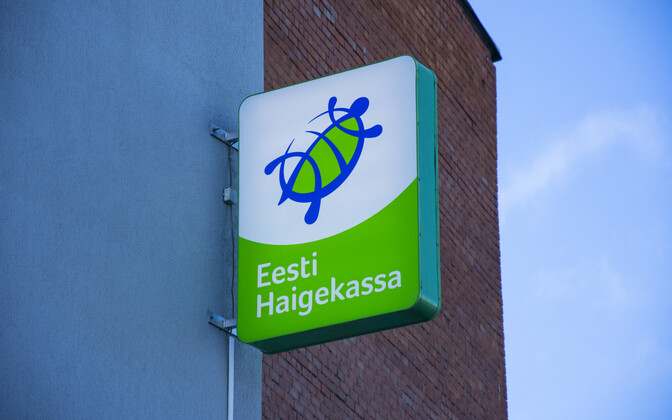 Health Insurance Fund (Haigekassa) office.