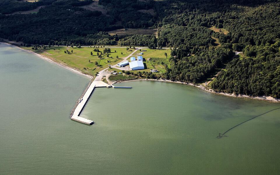 Порт Мынту.