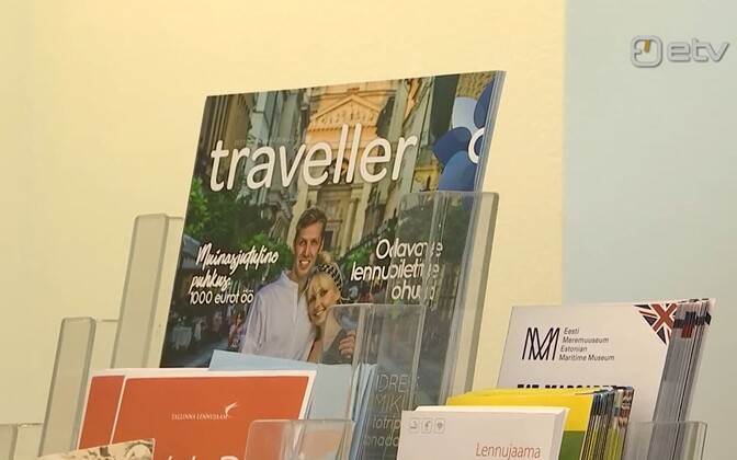 Travel brochures. Photo is illustrative.