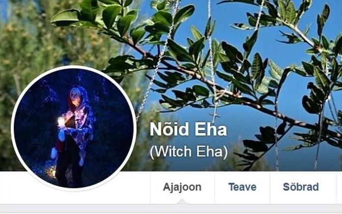 Совет по прессе считает, что если человек называет себя ведьмой на странице в Facebook, то это слово можно  было использовать и в статье.