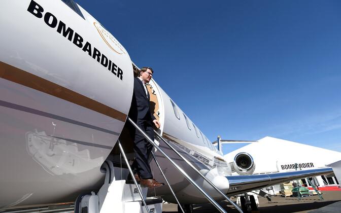 Bombardier.