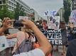 Протестующие в Вашингтоне.