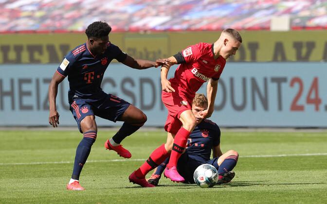 89. minutil skoorinud Florian Wirtzist sai Bundesliga noorim väravakütt