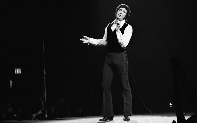 Toms Jones 1970. aastal