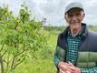 В саду Ааво Мяги в Рапламаа растет около 200 выведенных им сортов сирени.