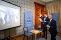 Events in Tallinn celebrating 100 years of Estonian-Finnish diplomatic relations. June 8, 2020.