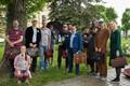 Жители Вильянди организовали День портфеля.