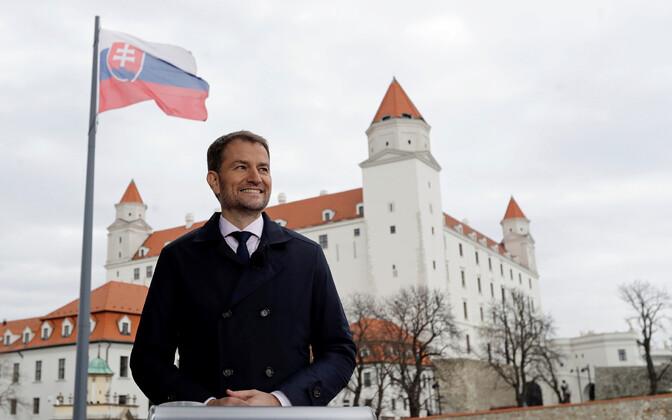 Премьер-министр Словакии Игорь Матович.