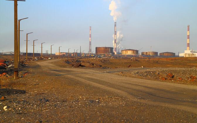ТЭЦ, ставшая причиной экологической катастрофы
