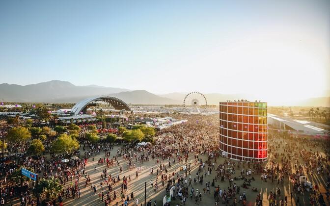 Coachella muusika- ja kunstifestival