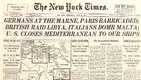The New York Times 12.06.1940