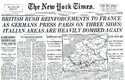 The New York Times 13.06.1940