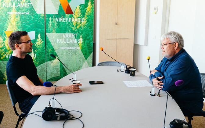 Toomas Sildami intervjuu Sven Mikseriga